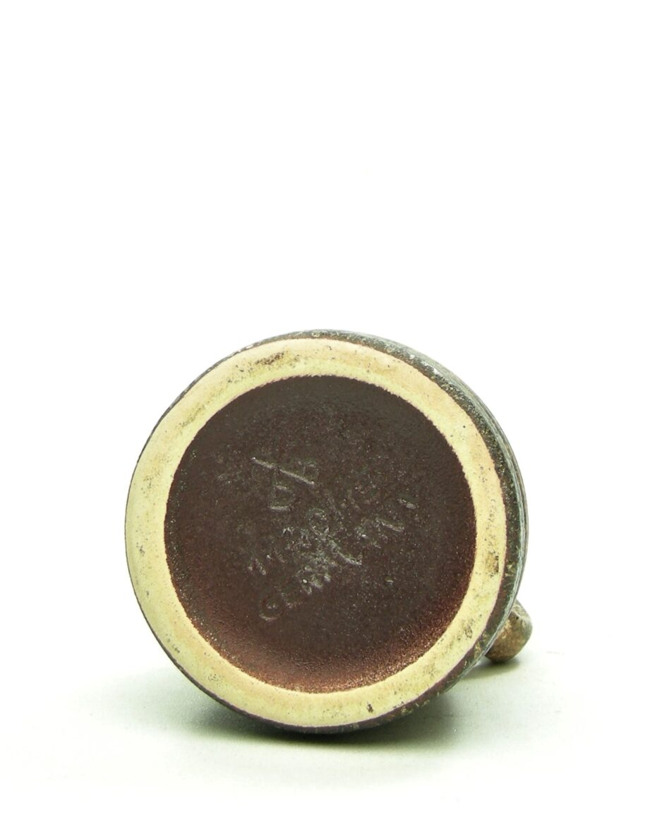 935 - vaas / kandelaar Dumler & Breiden 1140/15 bruin