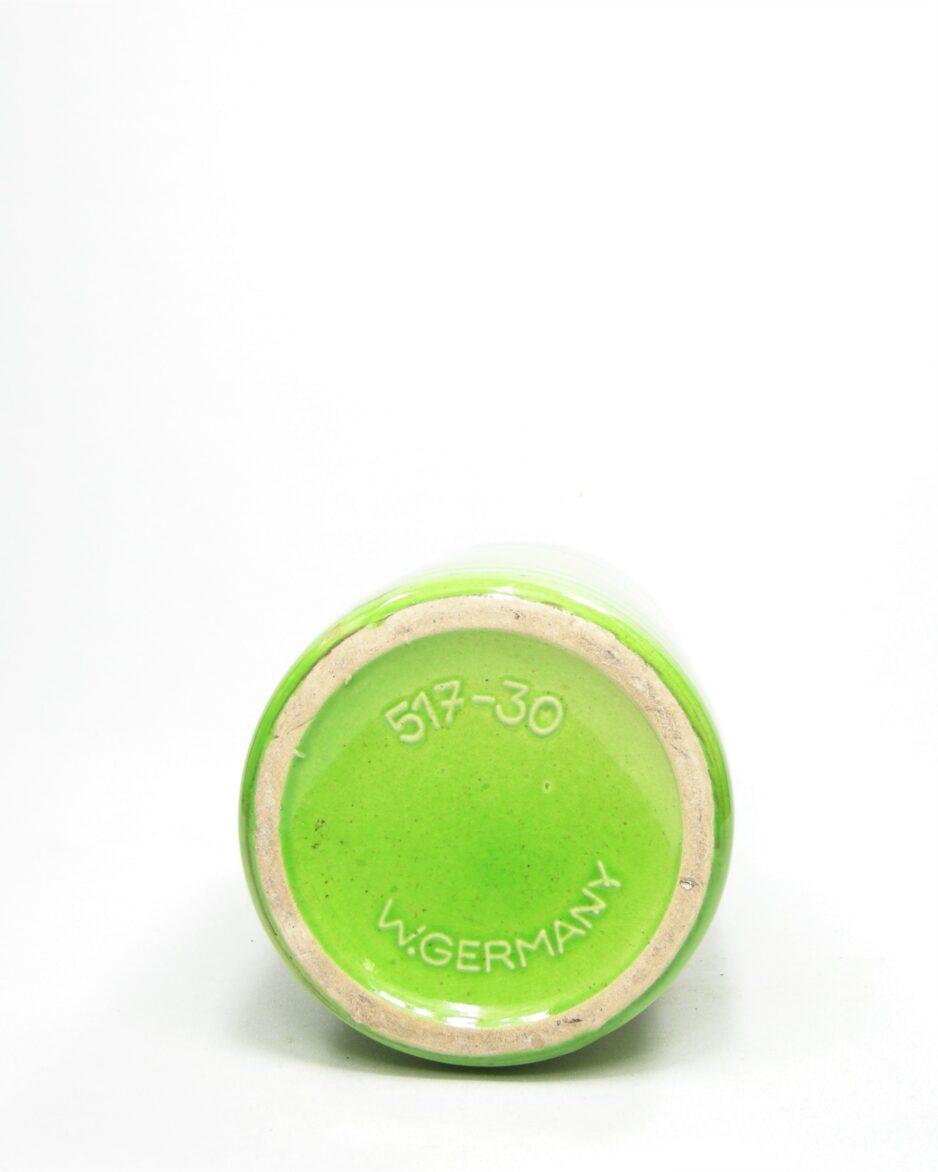 1 - vaas Scheurich 517-30 groen bruin