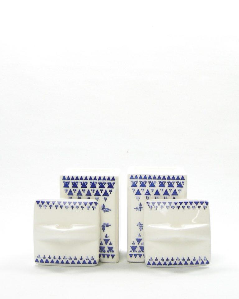 12 – kruiden potjes wit-blauw (5)
