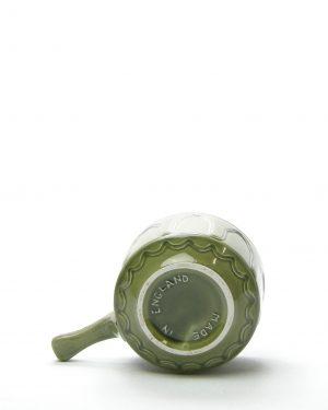 240 – soepkom made in England groen (3)