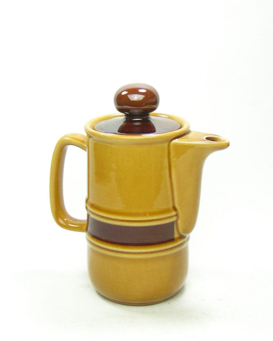 326-koffiepot 147/3 0,7L bruin
