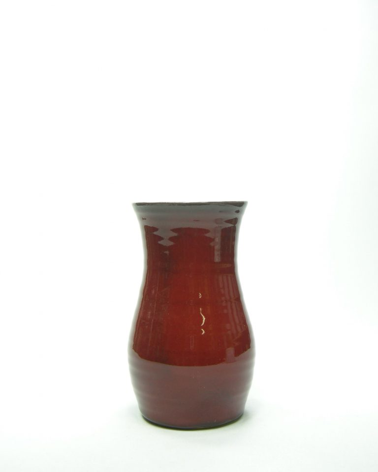 37 – vaas Joop C.127 rood (2)