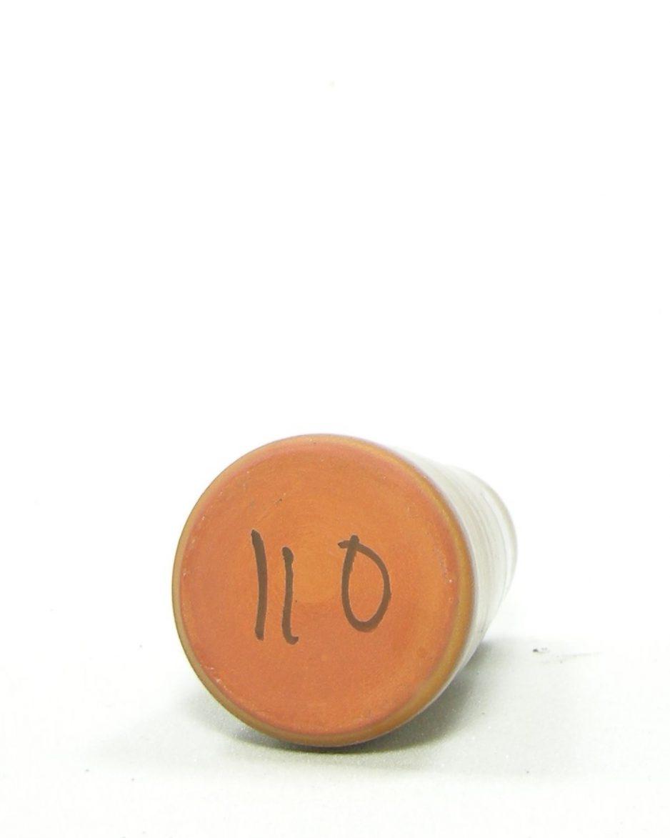 402 - vaasje 110 bruin