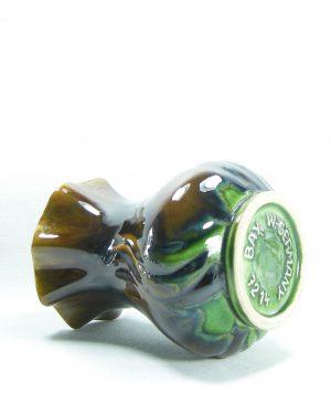 443 – vaas Bay Keramik 72-14 bruin-groen-blauw