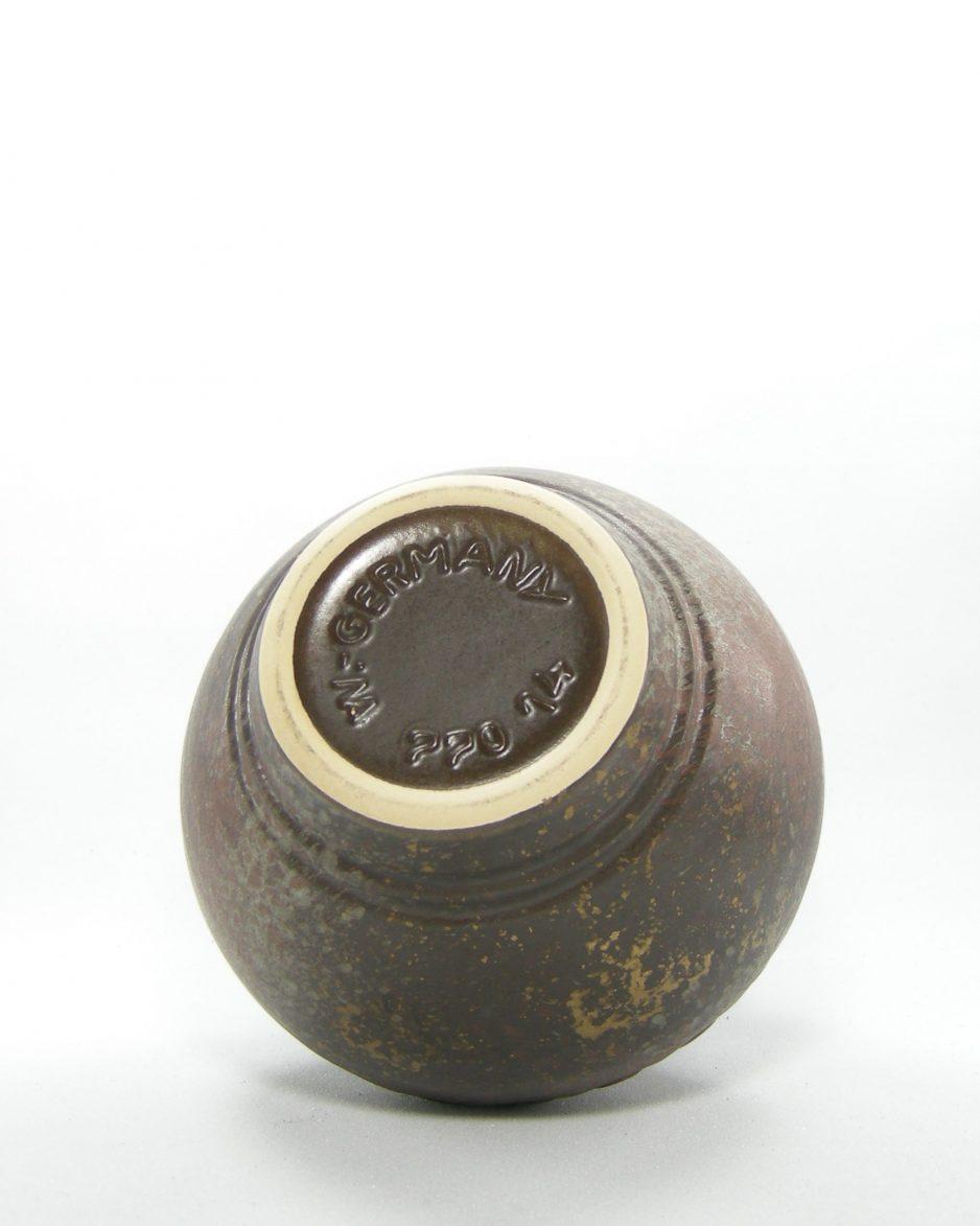 486 - vaas Bay 770-14 bruin-goud-grijd