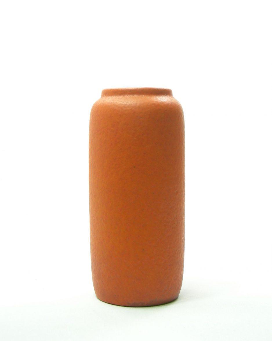 559 - vaas cilinder model oranje