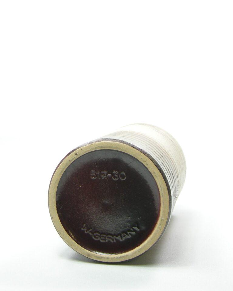 560 – vaas Scheurich 517-30 bruin-groen