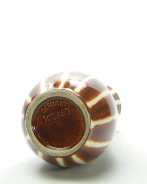 568 – vaas Jasba 102/30 bruin-crème