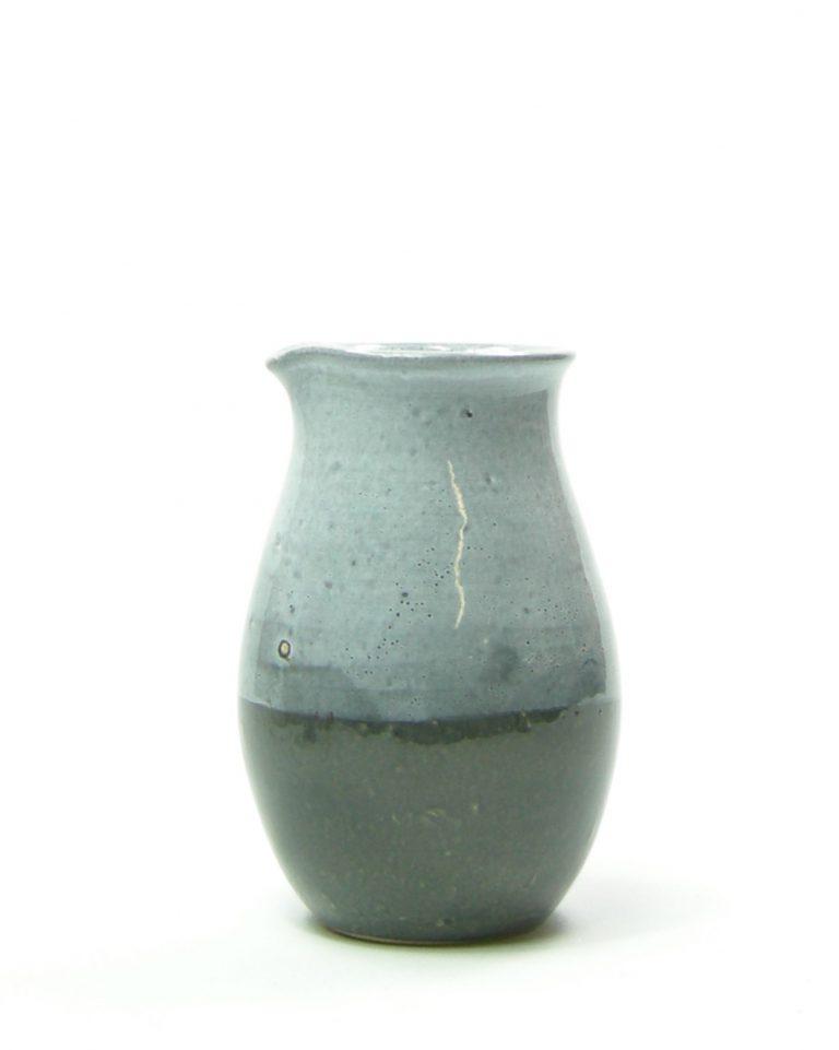 78 – vaas Casa Vivante grijs-blauw (1)