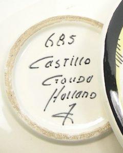 Castillo-Gouda-Holland