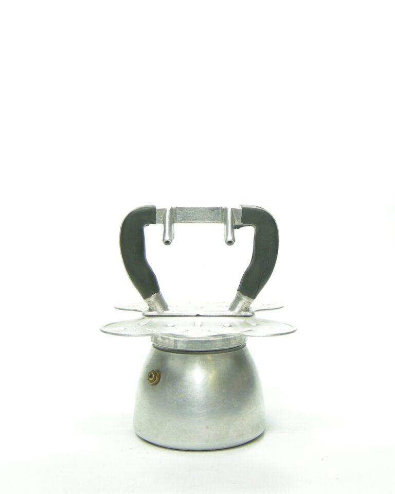 667 – Vintage espresso koffiemaker Brevettato Italy