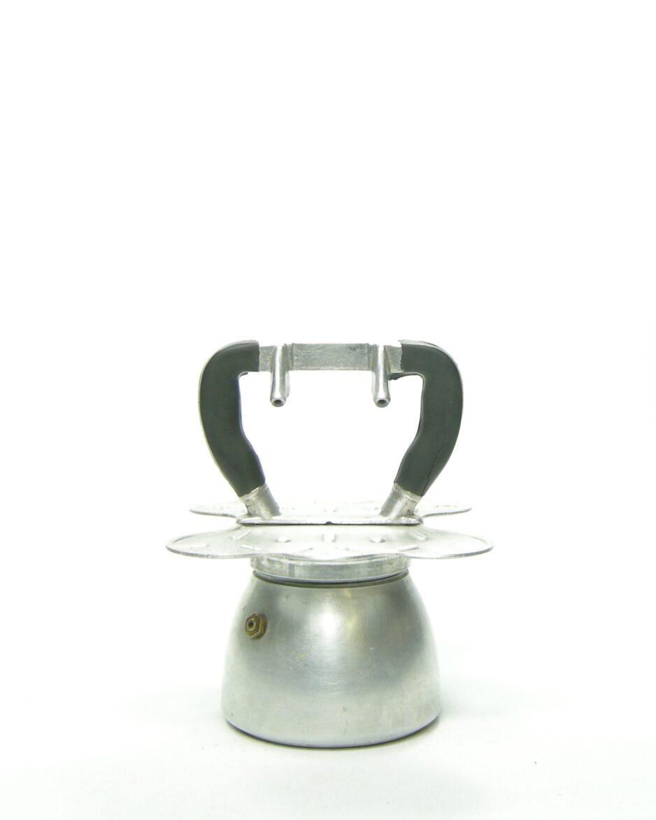 667 - Vintage espresso koffiemaker Brevettato Italy