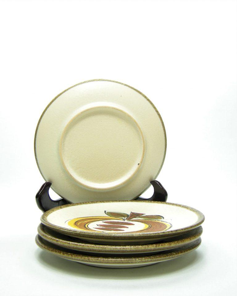 751 – bordjes Appel bruin – beige