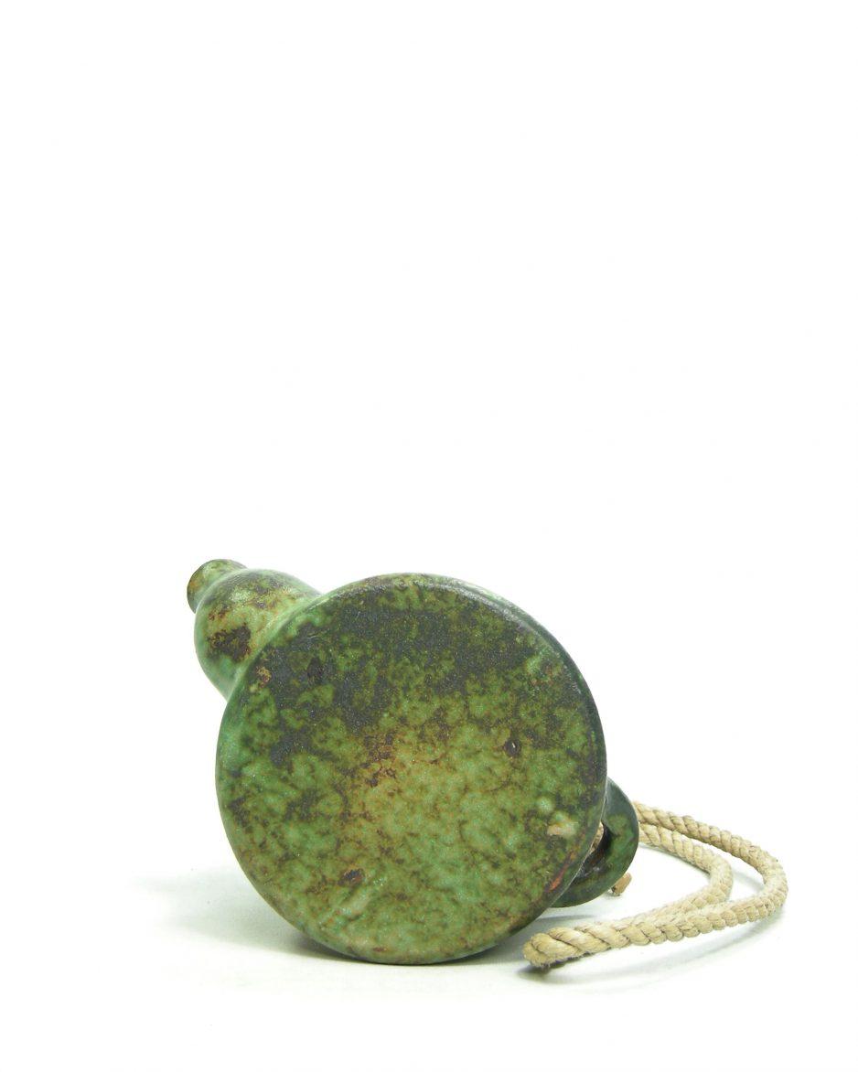 783 - hang bloempot Theepot groen