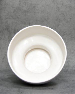 802 – bloempot 7082 op voet wit (3)