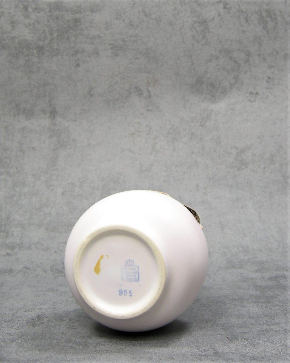 850 - vaasje Flora Studio Keramiek Gouda 905 mat licht roze