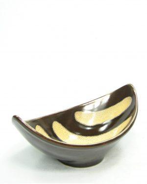 878 - schaal Dumler & Breiden 1096 bruin - goud