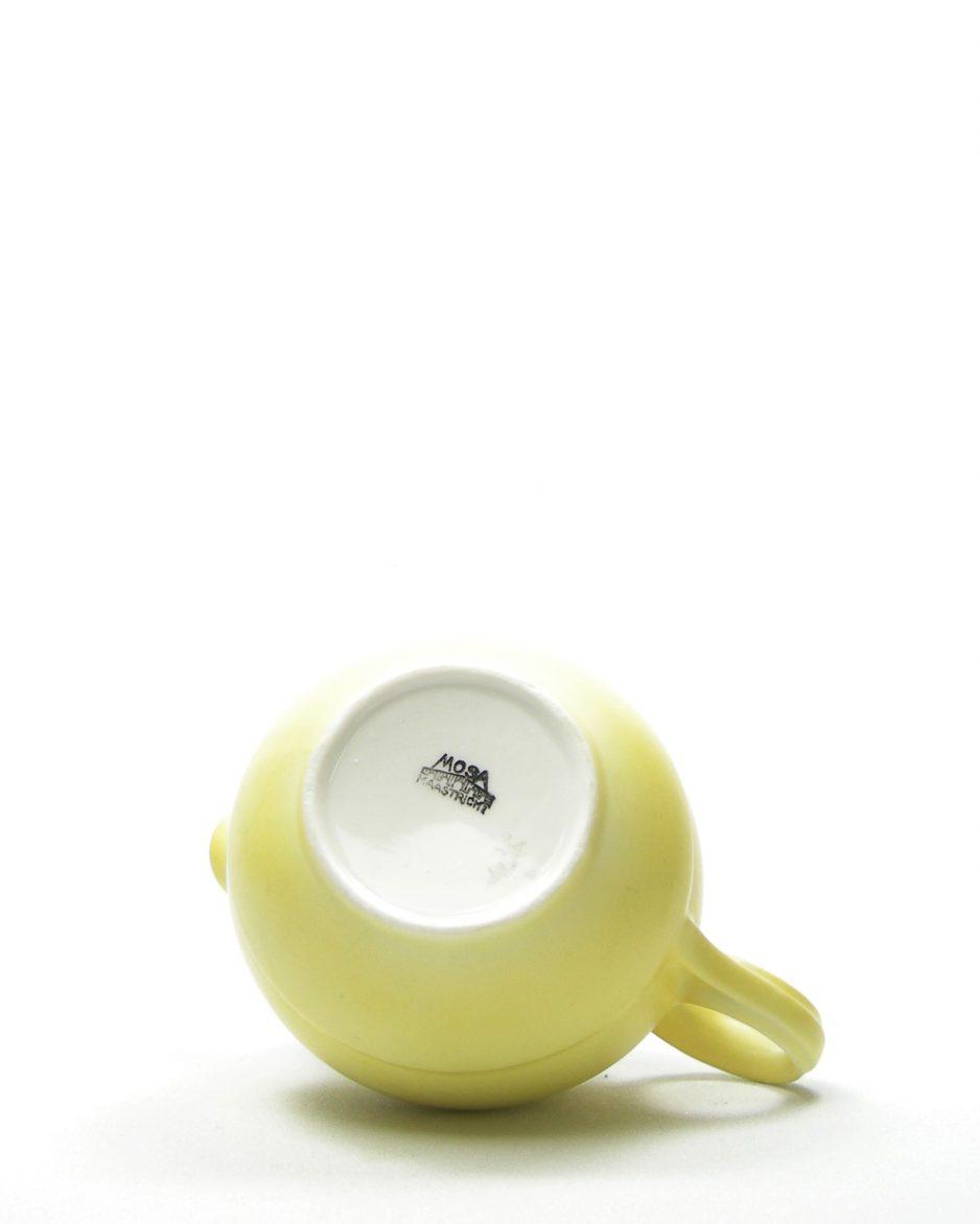 922 - kannetje Mosa Maastricht geel