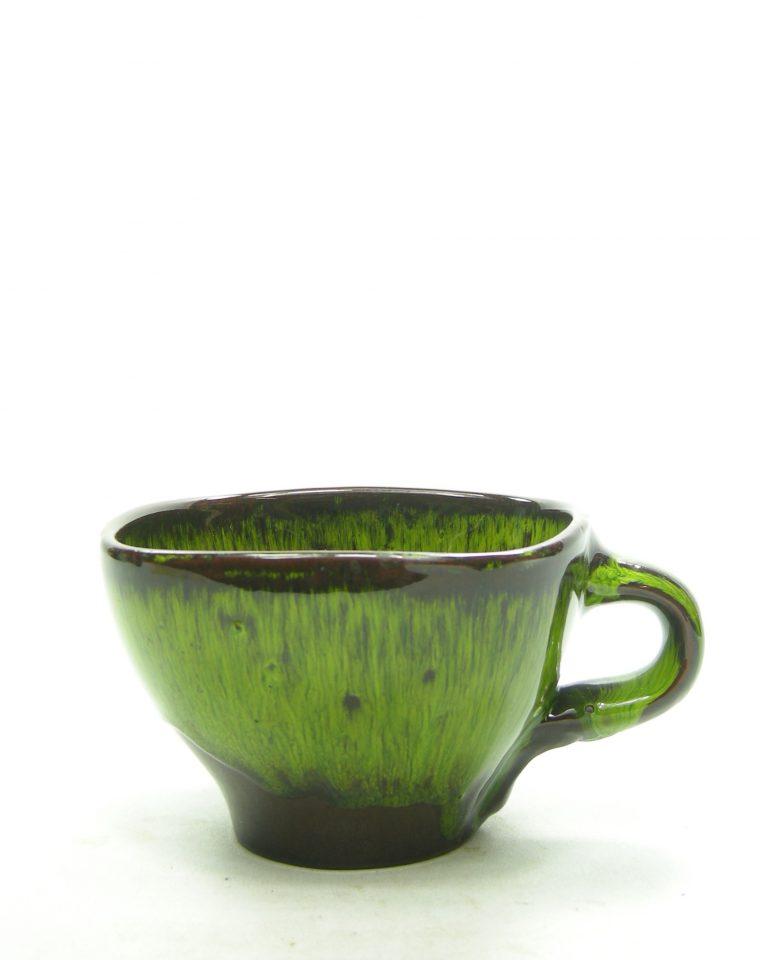 973 – kom met oor groen – bruin