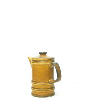 984 – koffiepot retro bruin