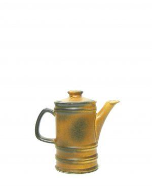 984 - koffiepot retro bruin
