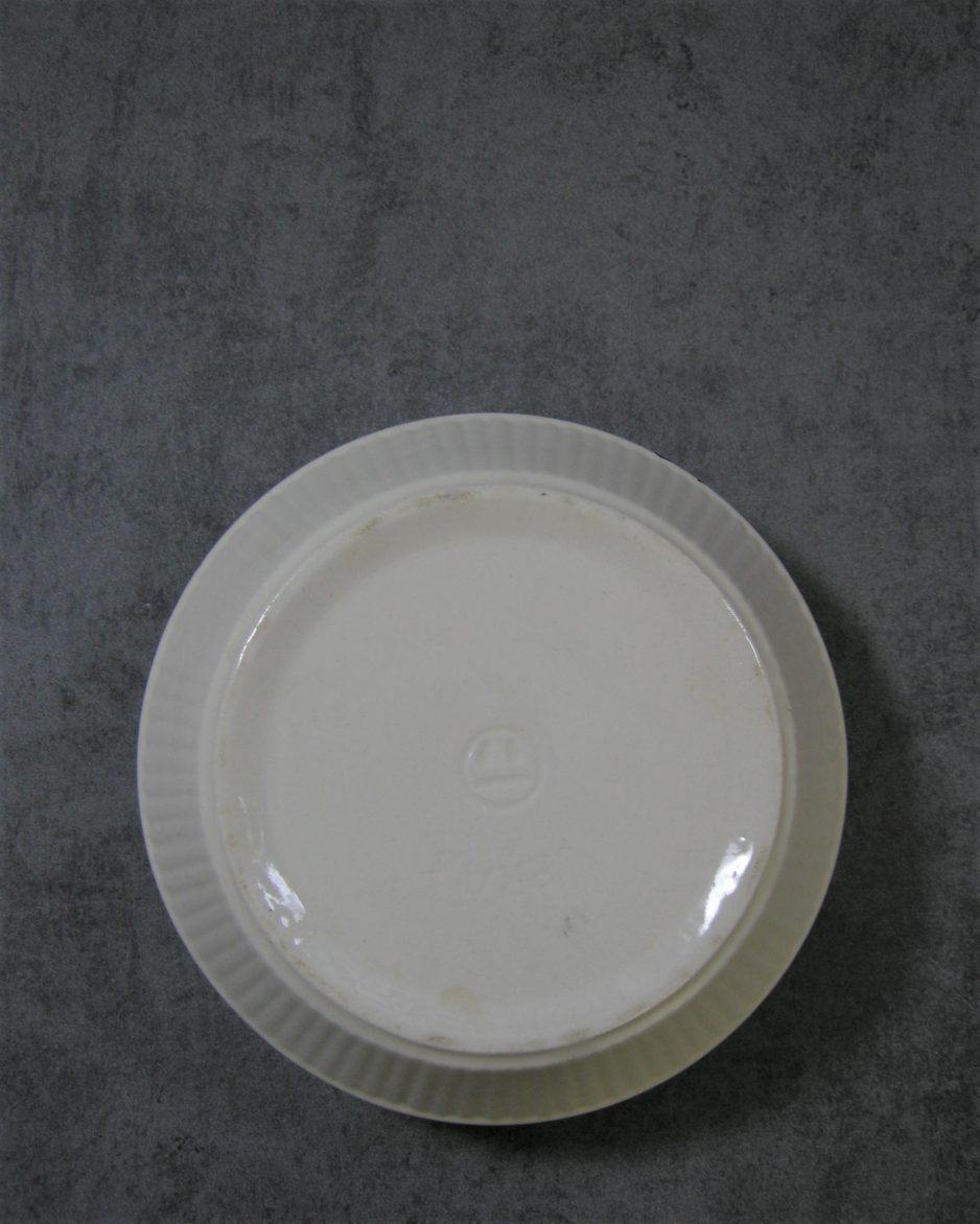 989 - nestschalen VERA jaren 60 wit met herfstmotief