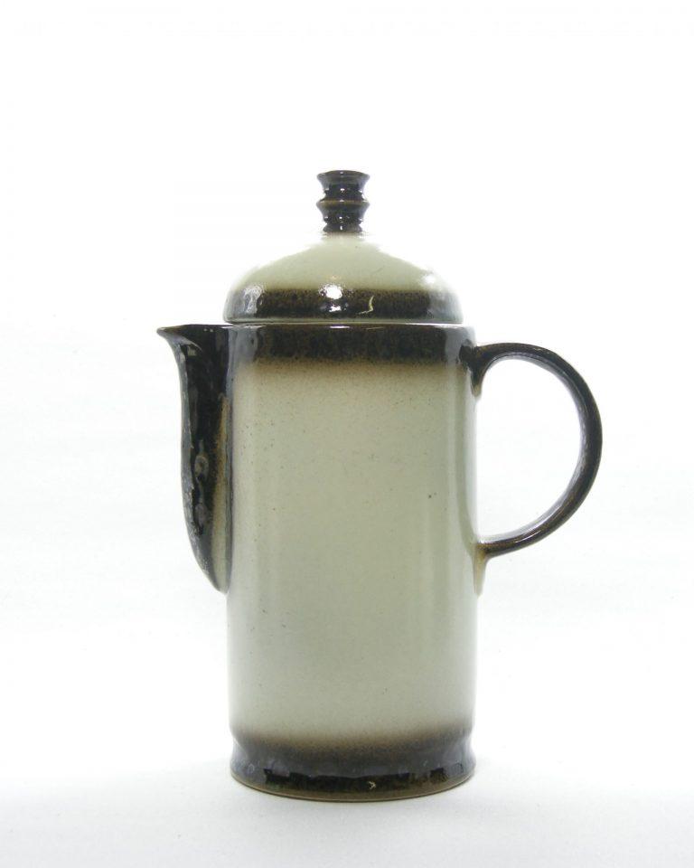 1001 – koffiekan Cermano 36 Steinzeug  bruin