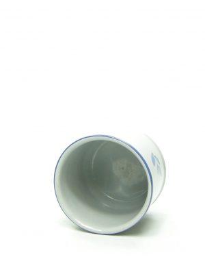 1009 – bloempot VEB Grafrode 624-10 blauw