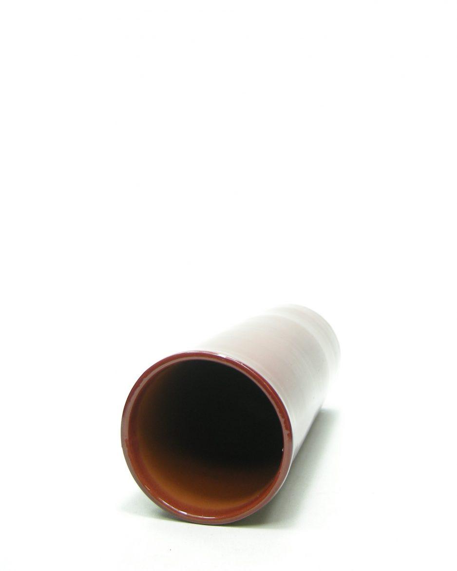 1045 - vaas cilinder rood
