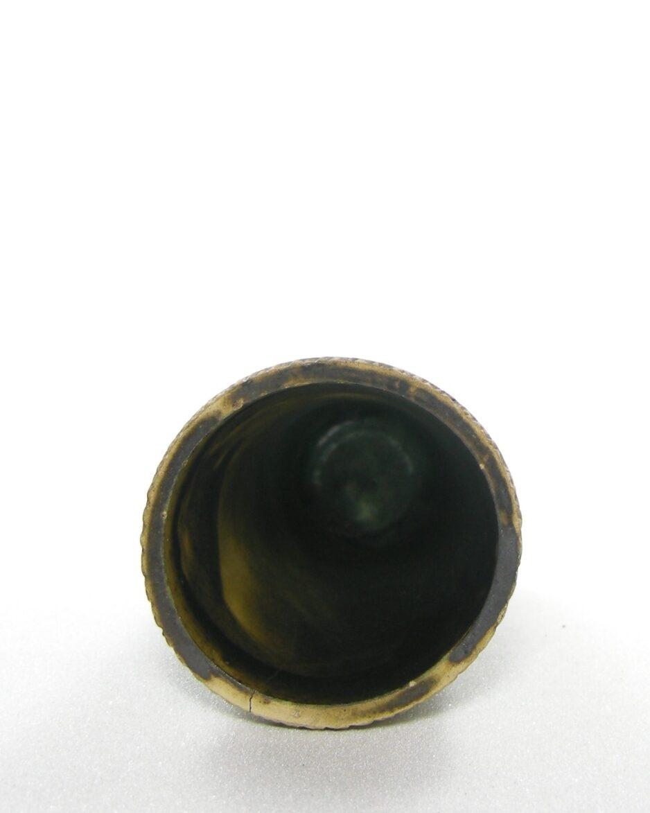 1093 - vaasje berkenbast bruin - geel