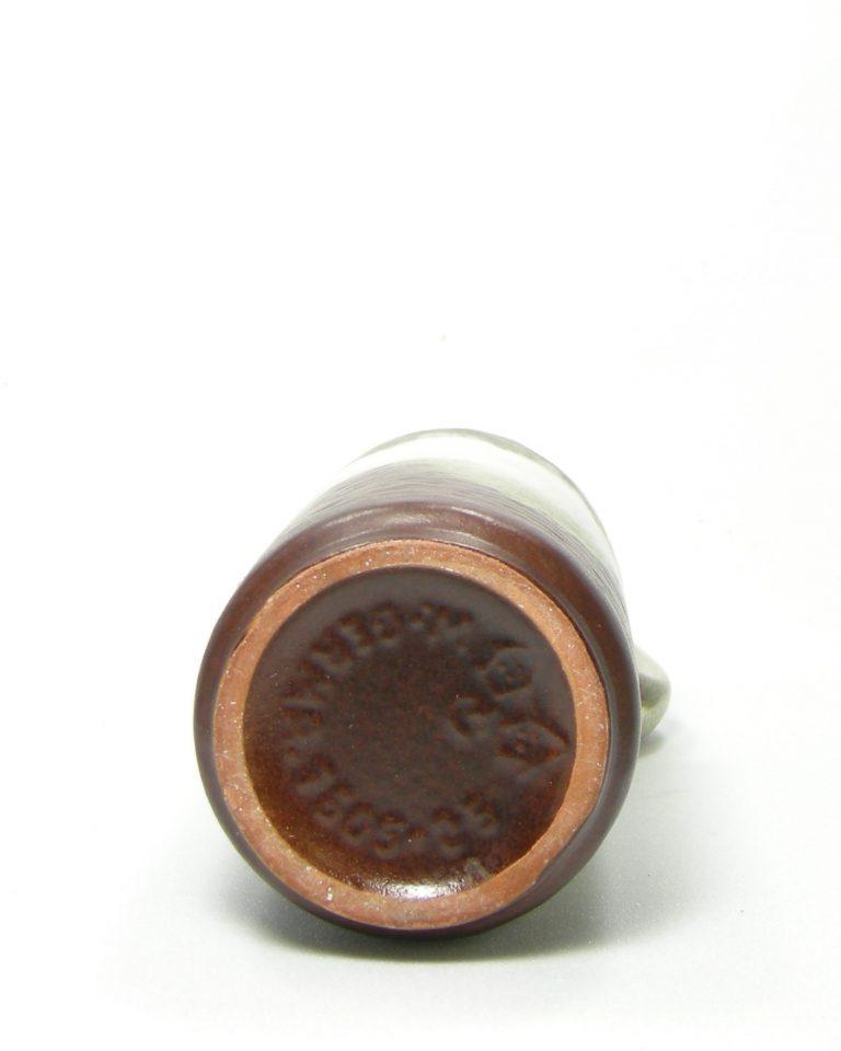 1014 – vaas Carstens Tonnieshof 7605-25 grijs – bruin
