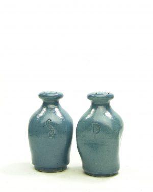 1129 - peper & zout setje blauw