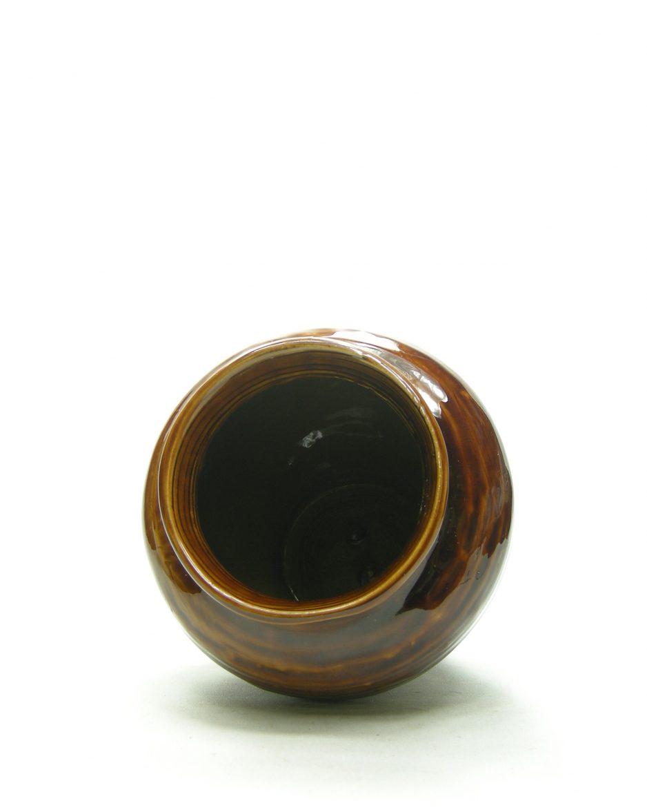 1173 - vaas Arte Toscana bruin