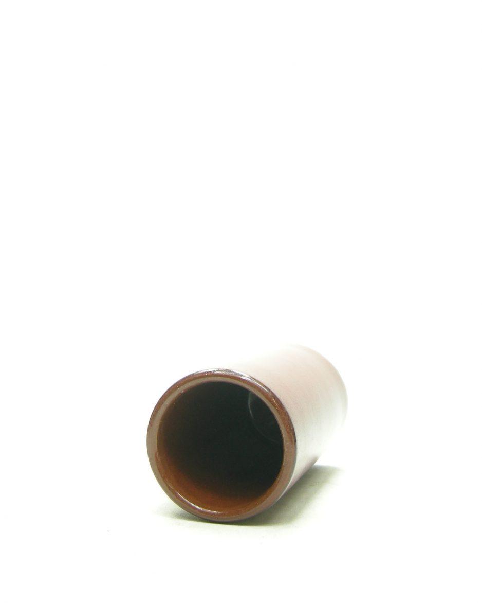 1180 - vaasje cilinder rood