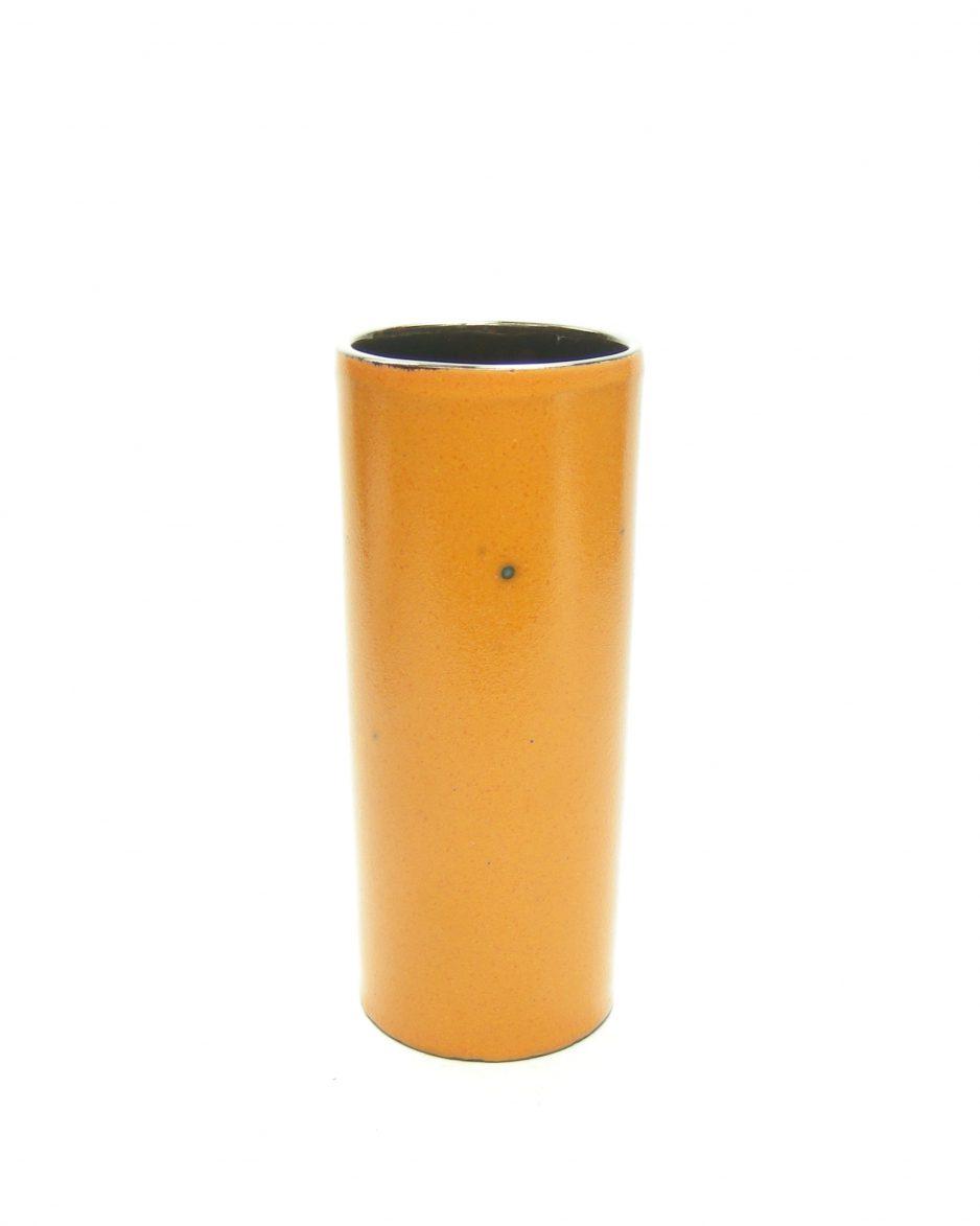 1182 - vaas cilinder oranje
