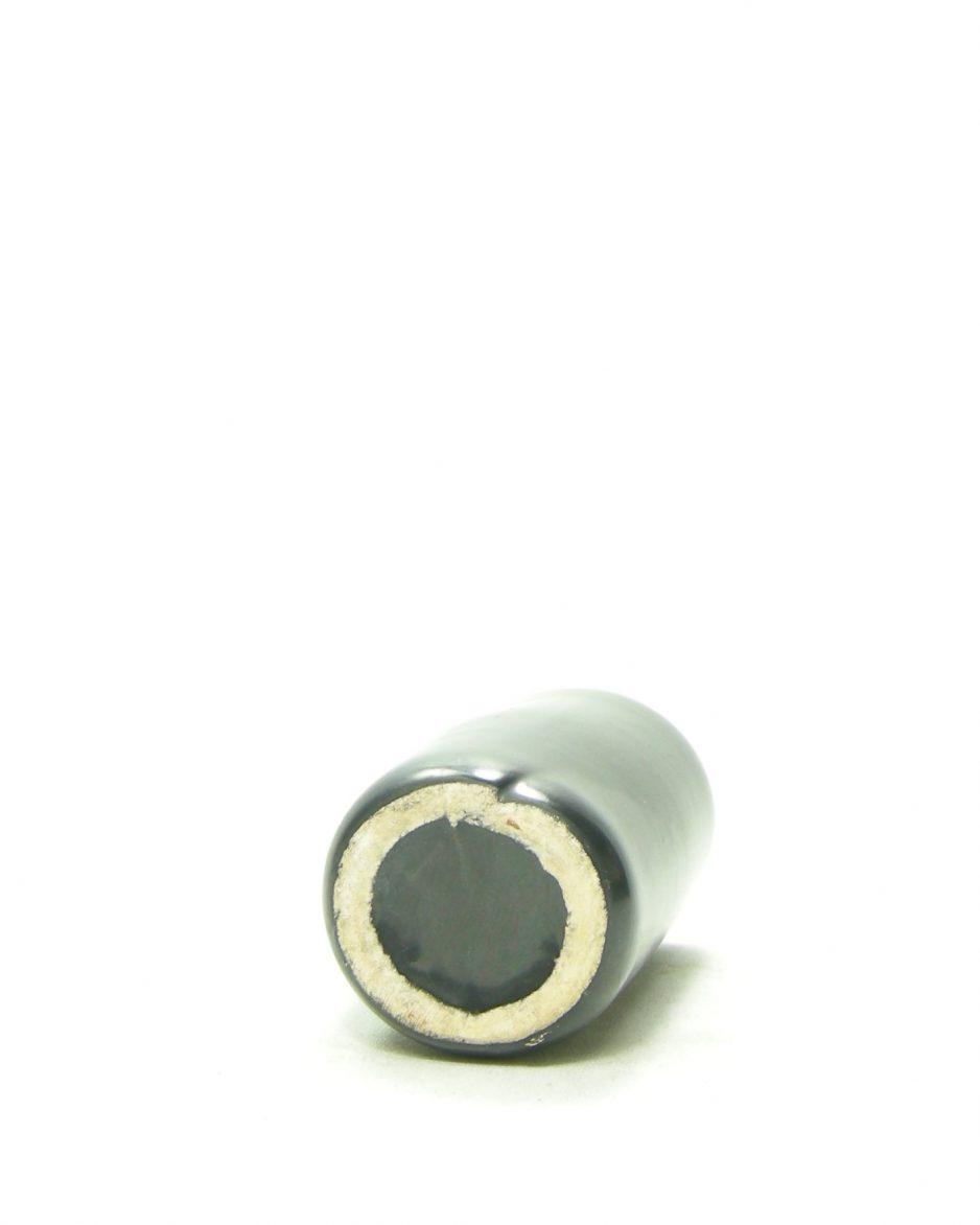 1189 - vaasje cilinder zwart