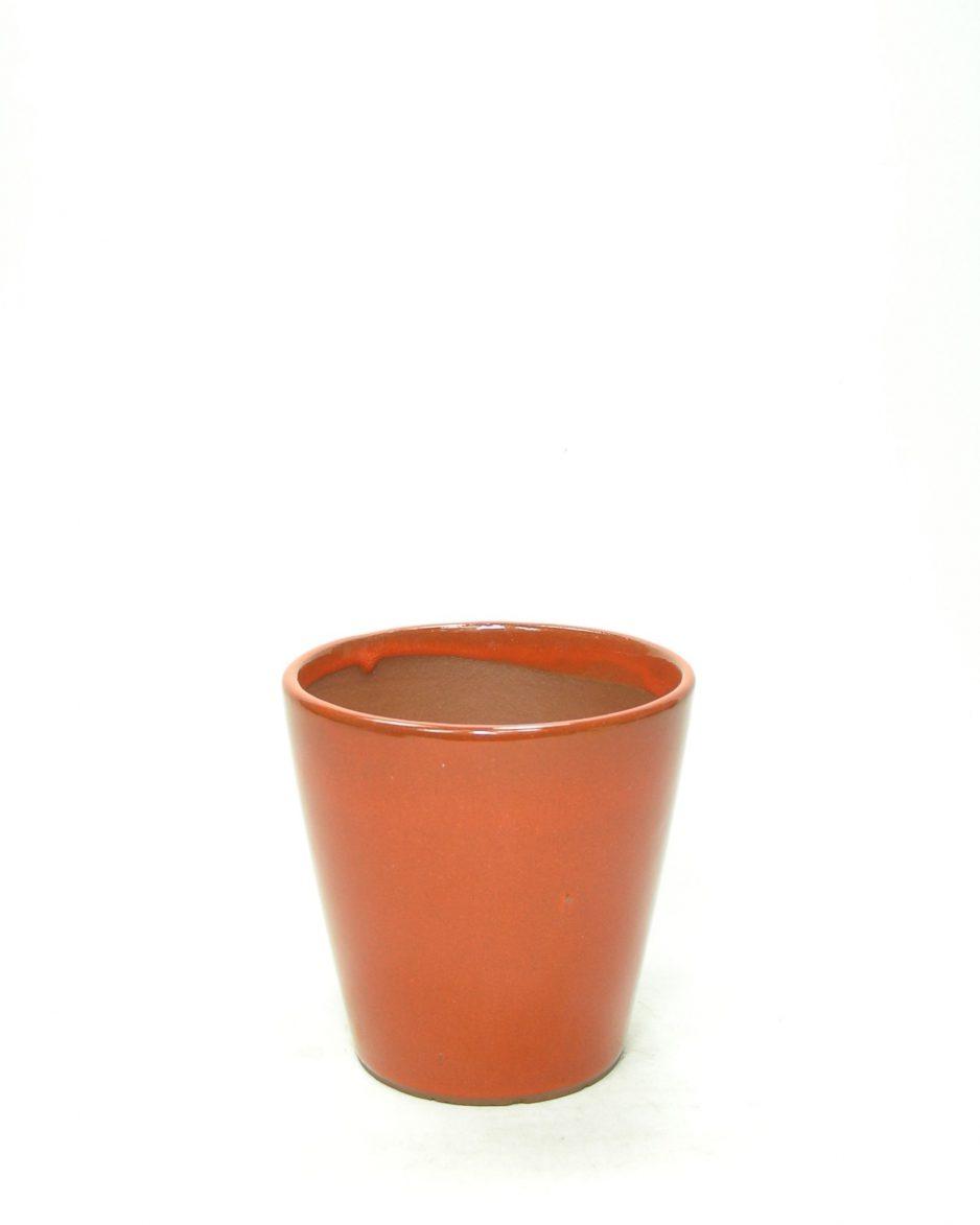 1218 - bloempot taps model oranje