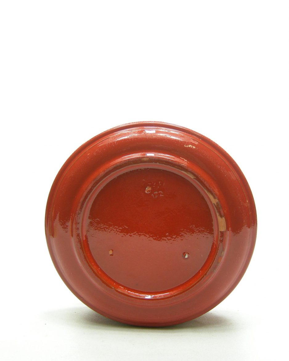 1252 - bloempot ADCO 172 oranje