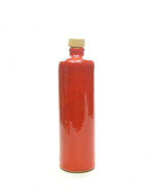 1255 - kruik rood