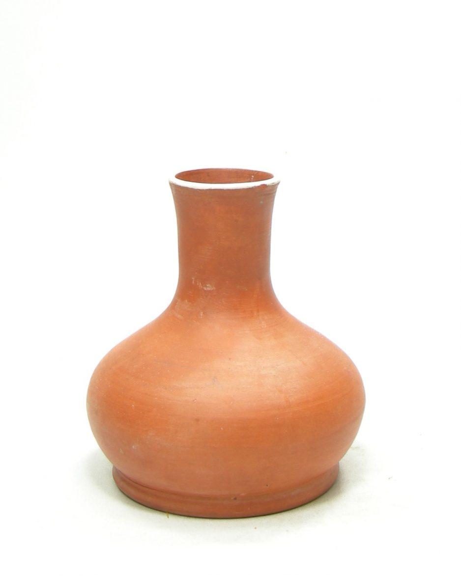 1275 - aasje van rode klei bruin