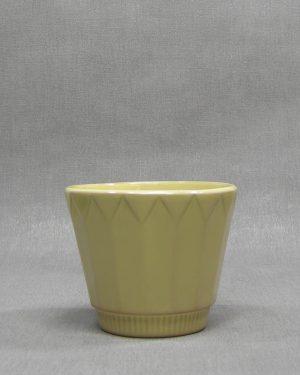 1302 – bloempotje Erica 2055/0 geel