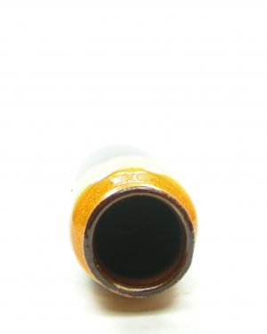 1308 – vaas Scheurich 231-15 bruin – oranje