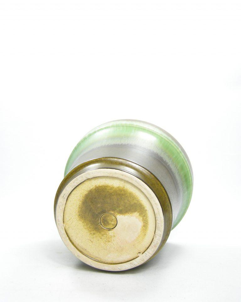1311 – bloempot groen tinten (1)