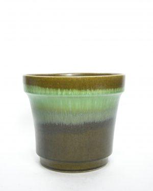 1311 – bloempot groen tinten (2)