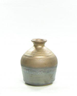 1315 - vaasje bruin - koper