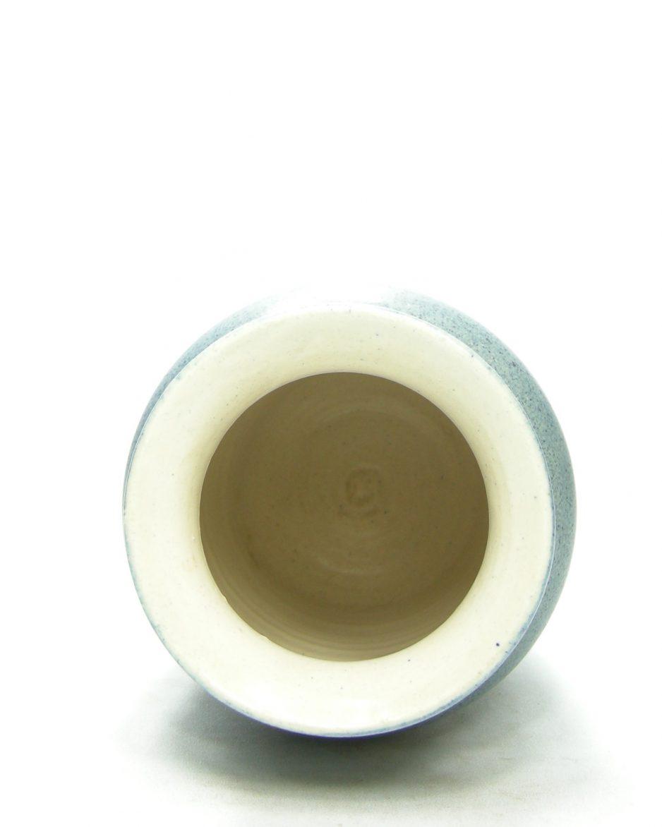 1364 - Gesigneerde vaas SG9 blauw