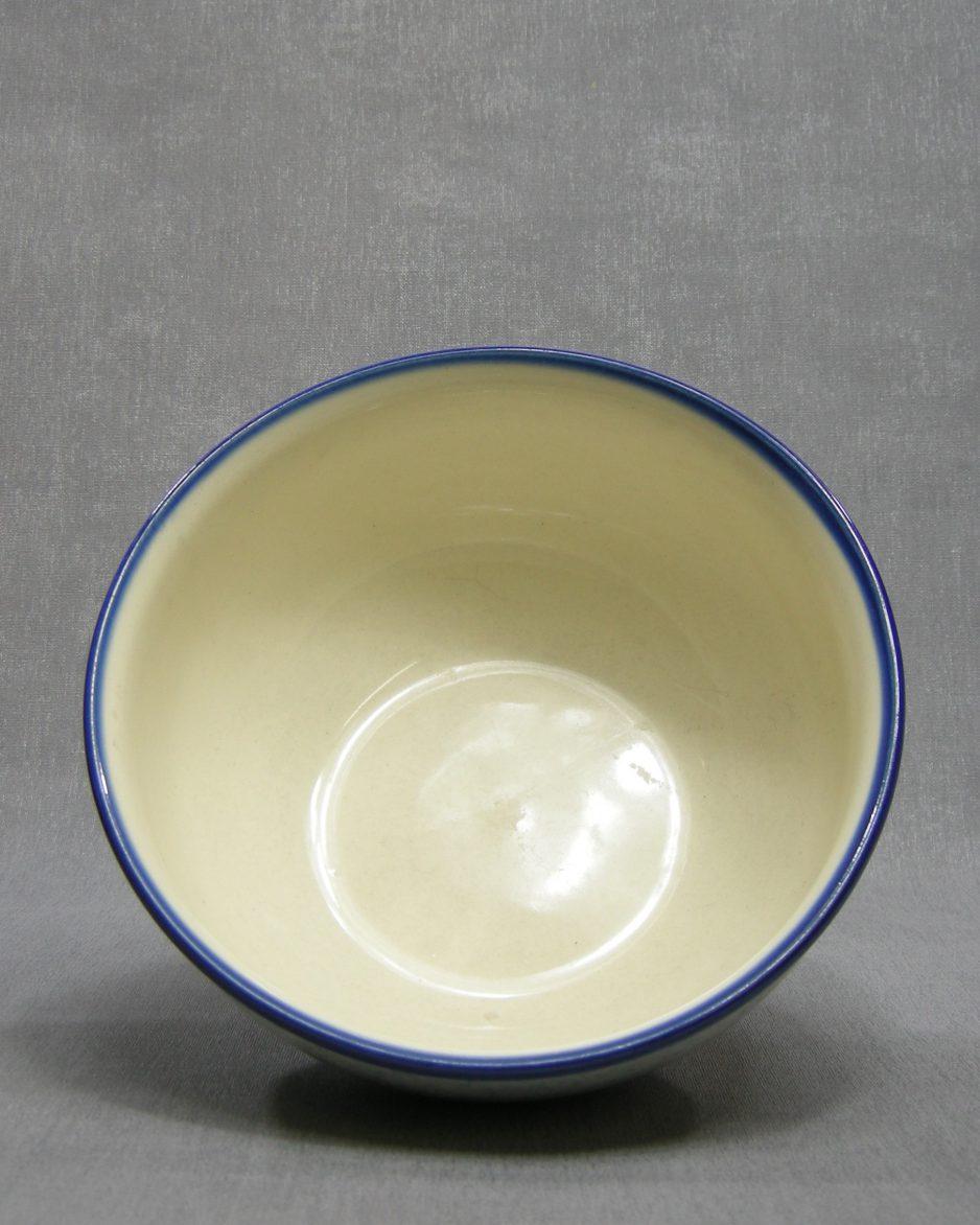 1326 - Schaal DDR 3 blauw - wit