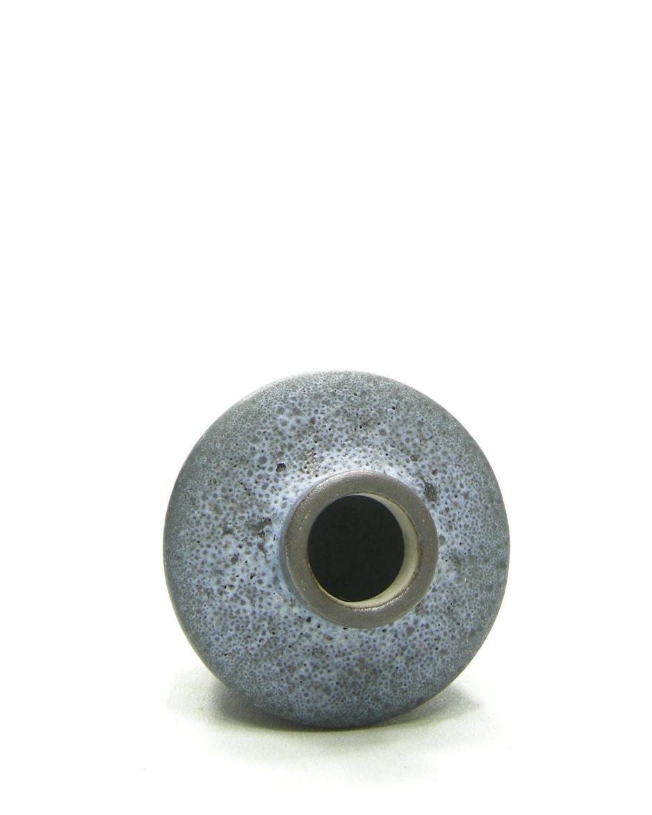 1372 - Vaasje Ravelli 2 blauw - zwart