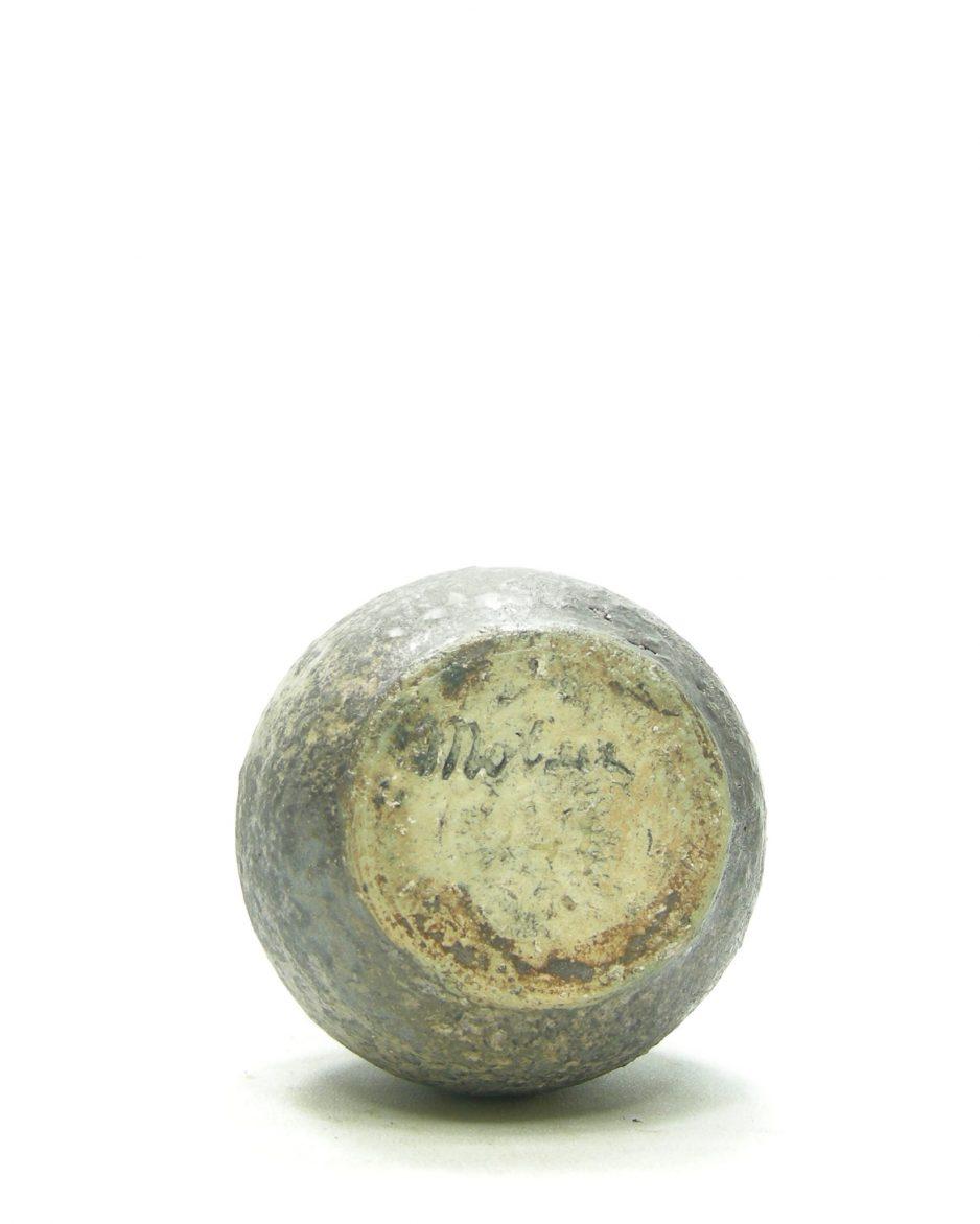 1371 - kandelaar Mobach zwart - lila - bruin
