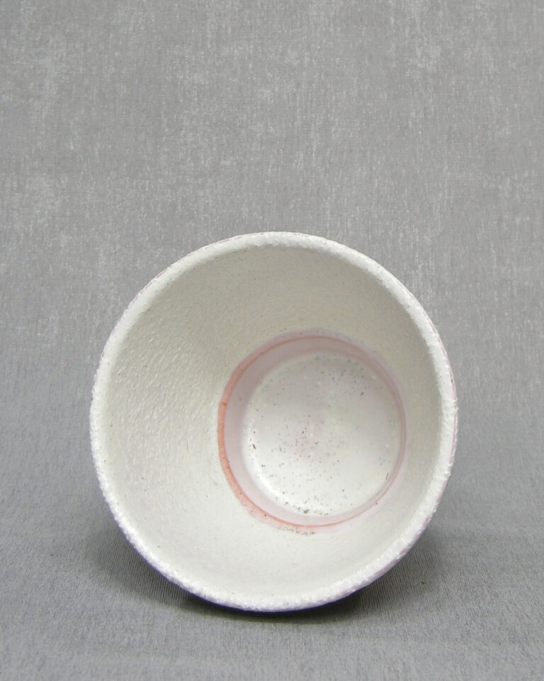 1351 – bloempot ADCO 21171 wit – bruin – groen